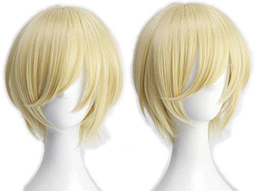 『(コスヤヤ) cosyaya ウィッグ 耐熱 cos wig +おまけ』のトップ画像