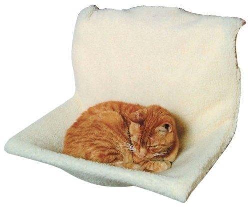 Amaca da calorifero in pile, per gatti o cani