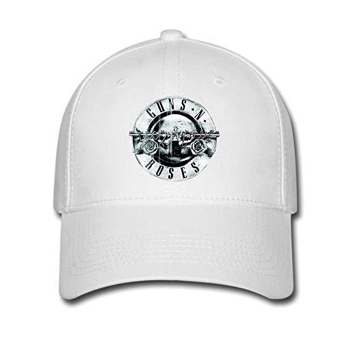 Riverrun Flux Custom Guns N' Roses Reminiscence Logo Baseball Caps Adjustable Hats