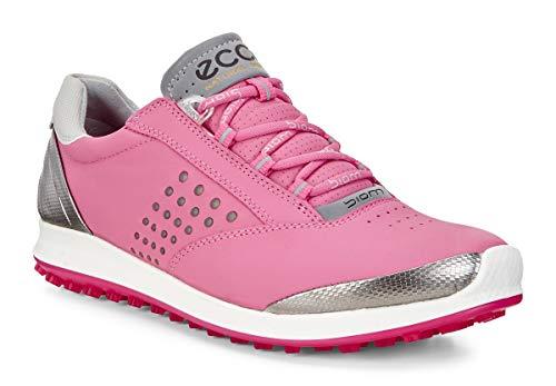 ECCO Damen Women's Golf Biom HYBRID 2 Golfschuhe, Pink (50433FANDANGO/BEETROOT), 37 EU