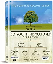 Who Do You Think You Are? - The Complete Second Series [DVD] [2004] by Stephen Fry