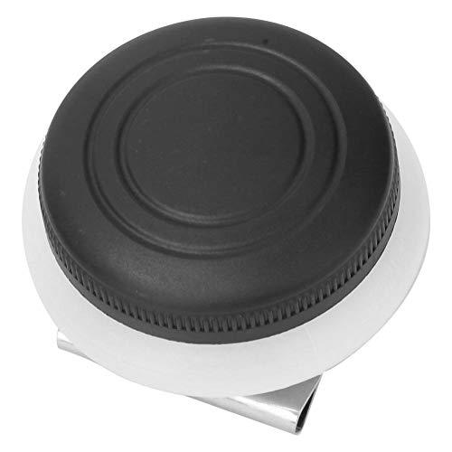 Taza de paleta de doble cazo, recipiente de pintura al óleo, taza de pintura, portátil para prevenir fugas, resistente al(F-301)
