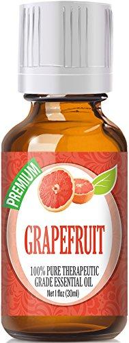 Healing Solutions Grapefruit Essential Oil - 100% Pure Therapeutic Grade Grapefruit Oil - 30ml