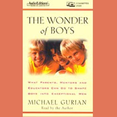 The Wonder of Boys cover art