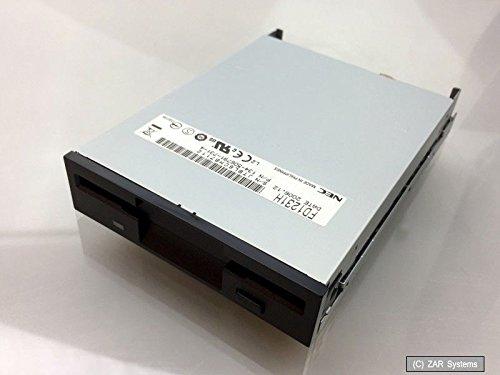 NEC FD 1231 H-BK 8,9 cm (3,5 Zoll) internes Floppy-Diskettenlaufwerk schwarz