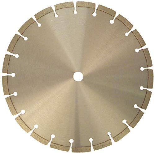 Diamanttrennscheibe Trennscheibe LBG_Ø 400 mm, B= 30,0 mm, Diamantscheibe mit Segmente 10 mm Lasergeschweißt, Granitborde, Stahlbeton, universal etc, Universal, Trocken- Nassschnitt,
