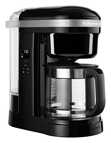 KitchenAid 5KCM1208EOB Drip-Kaffeemaschine-ONYX-SCHWARZ