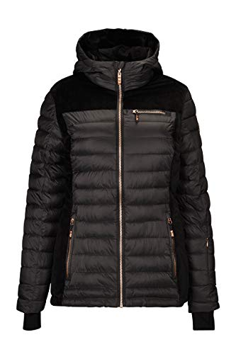 Killtec Damen Arilia Skijacke, anthrazit ,46 (2XL)
