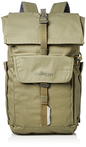 Millican Smith The Rollpack 25L Backpack - Moss