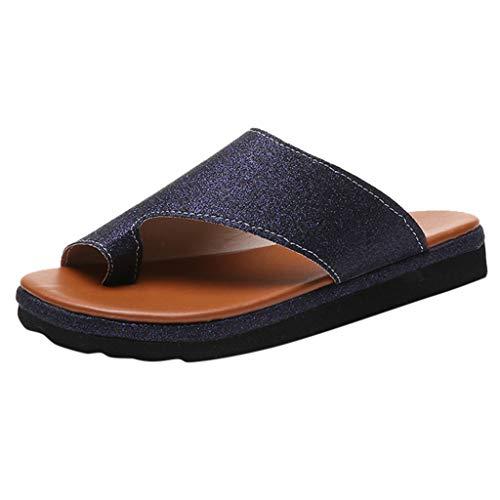tongs Sandales plates tongs chausson chaussette reef aqualung mule confort chaussons sabot 32 plastique enfant chausson fille sabot(bleu,40)