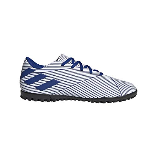 adidas Nemeziz 19.4 Tf, Scarpe da Calcio da Uomo, Blu (Ftwr White/Team Royal Blue/Core Black), 40 EU