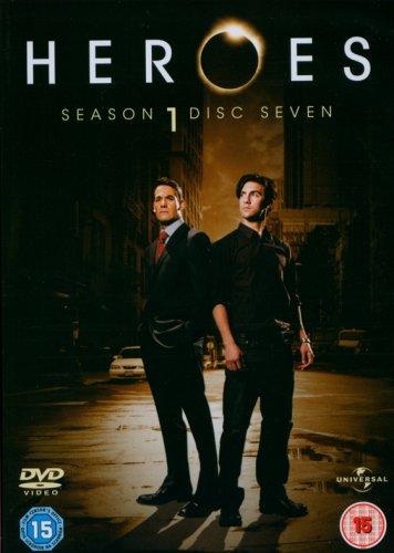 Heroes - Season 1 Complete [DVD]
