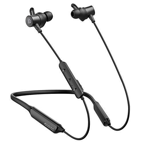 True Wireless Earbuds, Dudios 35 Hours Playtime Bluetooth Earbuds, Punchy Bass Earphones in-Ear Headphones with Mic APTX for Running Workout Samsung Andorid iPhone Noise Cancelling IPX5 Waterproof