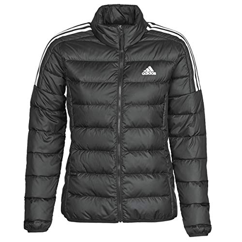 adidas Damen ESS Vers Le Bas W JKT Jacke, Schwarz, M