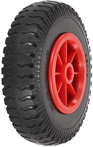 Kayak 8 inch Puncture-Proof Tire Wheel Trolley Cart Tire Inflatable Boat Canoe Trolley Cart Replacement Tire Accessories
