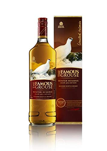 Famous Grouse Winter Reserve + GB