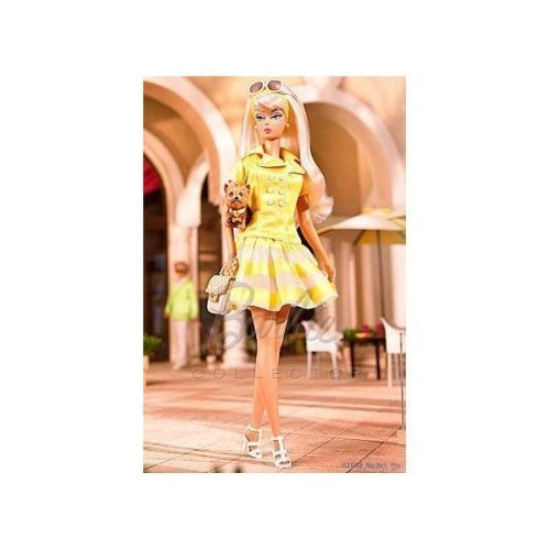 Barbie Collector # R4485 Palm Beach Honey Silkstone