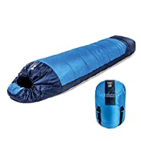 VIKING TREK 350X SLEEPING BAG is tested in the harshest of conditions and delivered to you at an exceptional value. With the strength of Vikings, no place on Earth will be off limits with our summer & winter sleeping bags! VIKING TREK 350X SLEEPING B...