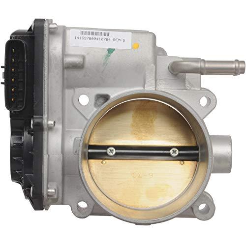 Cardone 67-8004 Remanufactured Fuel Injection Throttle Body, TBI/ETB