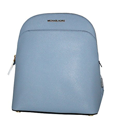 """Saffiano Leather Silver Tone Hardware Interior: One Zip Pocket, One Main Pocket, Two Slip Pockets Adjustable Straps 9.5"""" L x 12""""H x 3"""" D"""