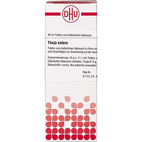 DHU Thuja extern Tinktur, 50 ml Lösung