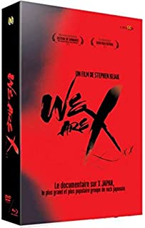We are X - Edition Collector Combo BR/DVD [Blu-ray]
