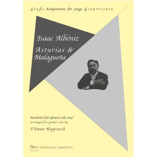 Asturias und Malaguena: für Gitarre solo
