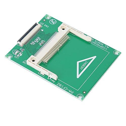 Mxtech - Tarjeta adaptadora de disco duro, tarjeta adaptadora CF, tarjeta elevadora CF a ZIF/CE para consolas de juegos de disco duro ZIF/CE de 4,6 pulgadas, fabricantes de pruebas