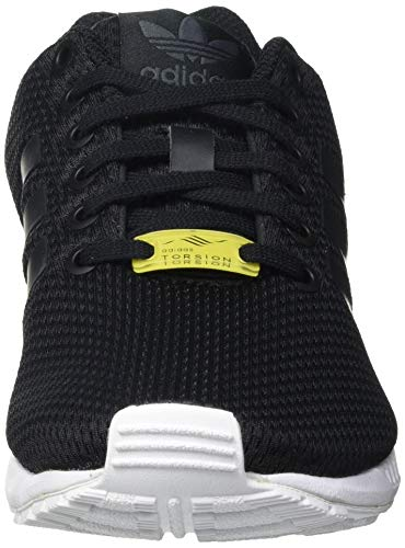 adidas Zx Flux, Zapatillas Unisex, Multicolor (Negro / Blanco), 44 EU