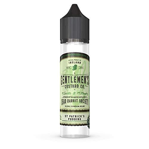 St. Patrick's Pudding 15ml Longfill Aroma by Gentlemen's Custard 0,00mg Nikotinfrei