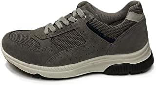 Imac Scarpe Uomo Sneakers in camoscio Grigio 169682-72174-009-GRIGIO