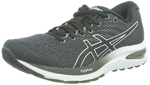 Asics Gel-Cumulus 22 (Narrow), Road Running Shoe Mujer, Carrier Grey/Black, 39 EU