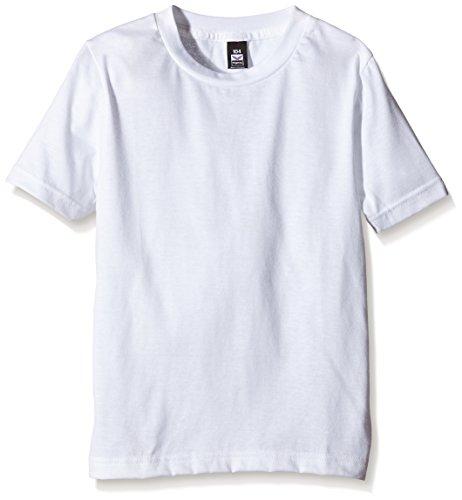 TRIGEMA Jungen T-Shirt aus Single-Jersey 336202, Weiß, 152