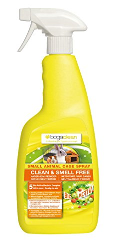 Bogaclean UBO0229 CLEAN & Smell Free SMALL Animal CAGE Spray, Einheitsgröße