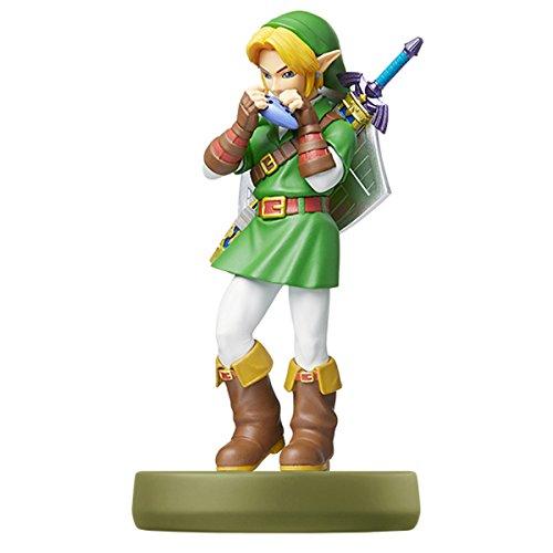 Amiibo Link (Ocarina of Time) - Legend of Zelda series Ver. [Wii U](Import Giapponese)