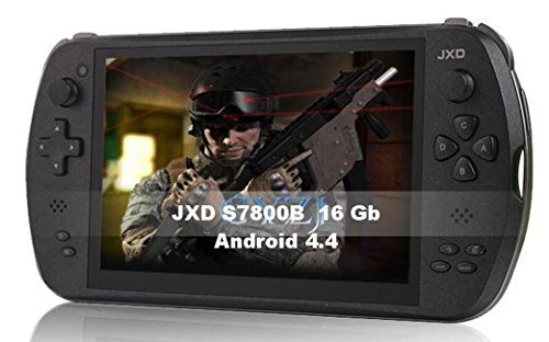JXD S7800B Tablet HD Rockchip 3188 IPS LCD kapazitiven Touchscreen Game Console Entsperren Verwurzelt Android 4 Retrogaming