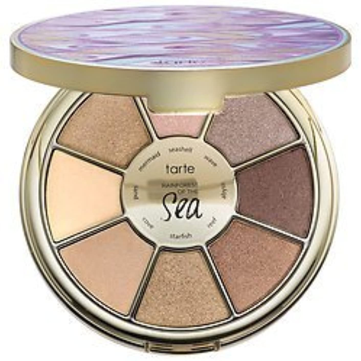 証明する換気建物TARTE RAINFOREST OF THE SEA EYESHADOW PALETTE by Tarte Cosmetics [並行輸入品]