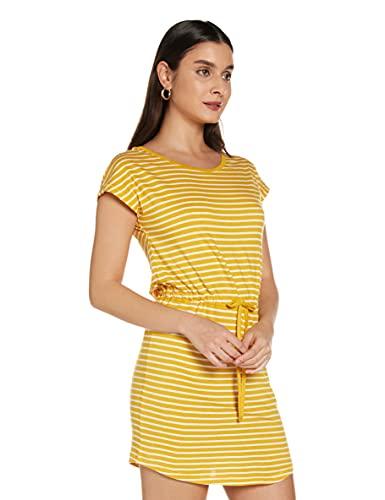 Only Onlmay Life Vestido de Verano, Mango Mojito, L para Mujer