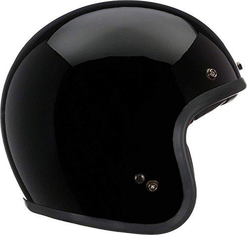 BELL Custom 500 Helmet (Gloss Black - Medium)