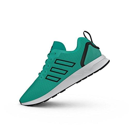 adidas Originals ZX Flux ADV Schwarz Herren Sneakers Schuhe Neu