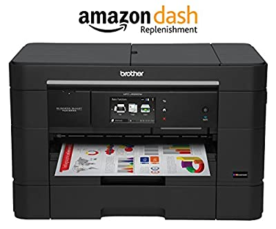 Brother MFC-J5920DW Spend Less for More Pages with INKvestment Cartridges