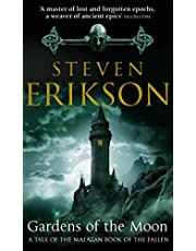 Gardens of the Moon: a tale of the Malazan book of the fallen