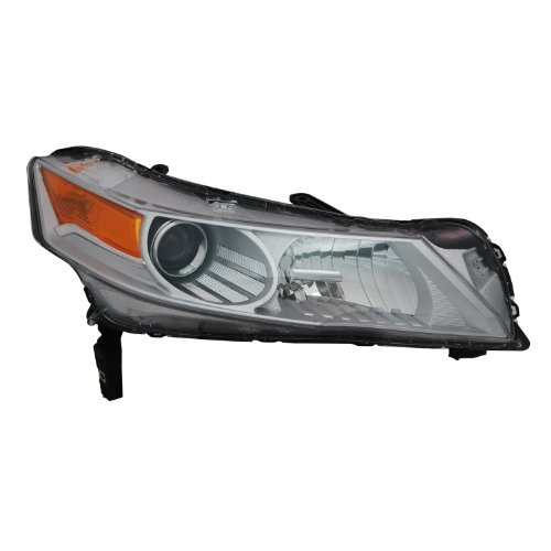 TYC 20-9071-01 Acura TL Replacement Right Head Lamp