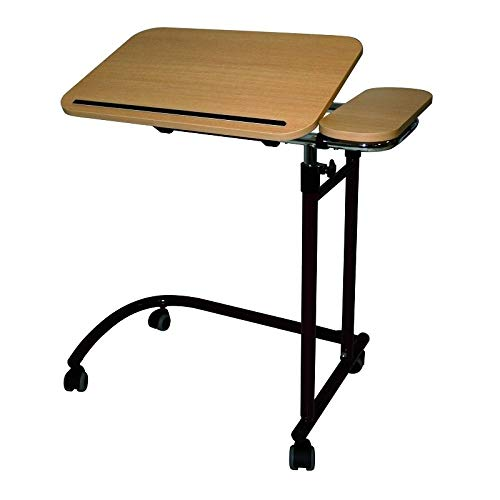 [5619] Tavolo da letto LANCELOT due vassoi
