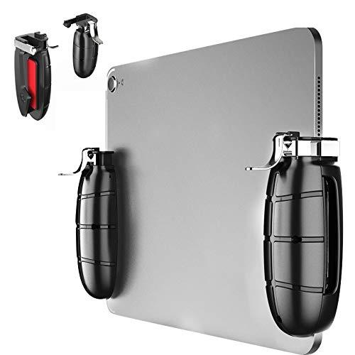 MeterMall CE Mobie Controller Gamepad voor iPad Tablet Trigger Fire Button Mobiele Spelletjes Grip Handvat Doel Shooter Joystick