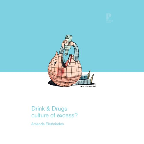 Pocket Issue, Drink & Drugs audiobook cover art