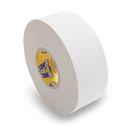 Howies 15x Schlägertape Profi Cloth Hockey Tape weiß 25mm f. Eishockeytape, je 23 m