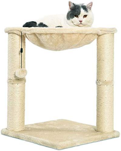 Hangmatten en kat krabpaal kattenboom cat klimrek kattenbakvulling cat huis hangmat klimrek kattenkras record klauwen vermaling cat toy