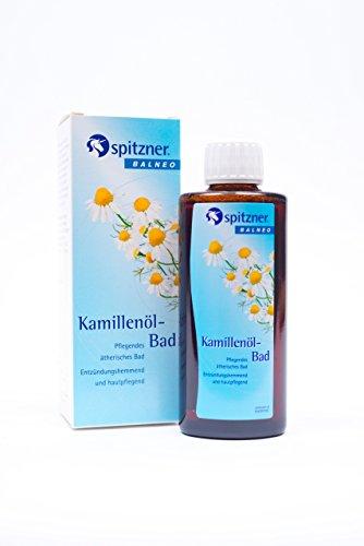 Spitzner Kamillenöl-Bad (190 ml) - pflegendes Ölbad