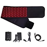 2020 New LED Red Light&Near Infrared Light Therapy Devices Large Pads Wearable Wrap for Pain Relief Belt FDA Cleared Device
